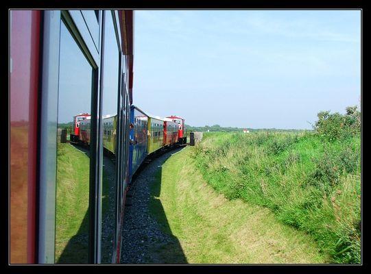 Inselbahn Langeoog