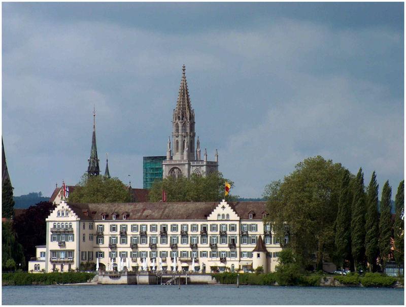 Inselhotel in Konstanz,