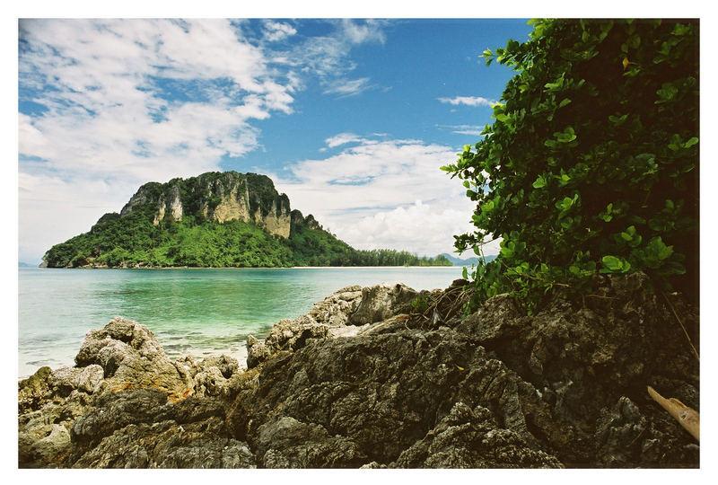 Inselwelt vor Krabi