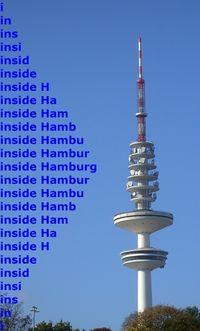 inside Hamburg