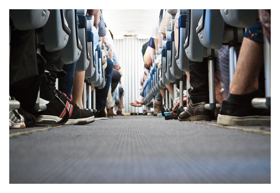 inside: Menschen und Schuhe...