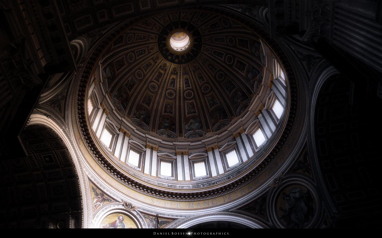 Inside St. Pietro