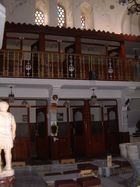 Inside the 300 years old Cagaloglu Hamam (Turkish Bath)