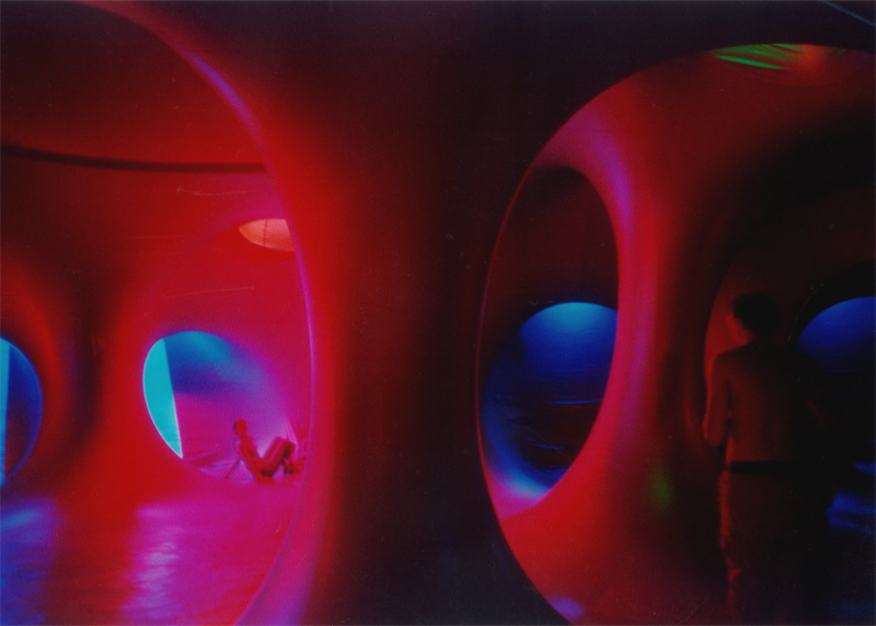 Inside the Sony Luminarium II