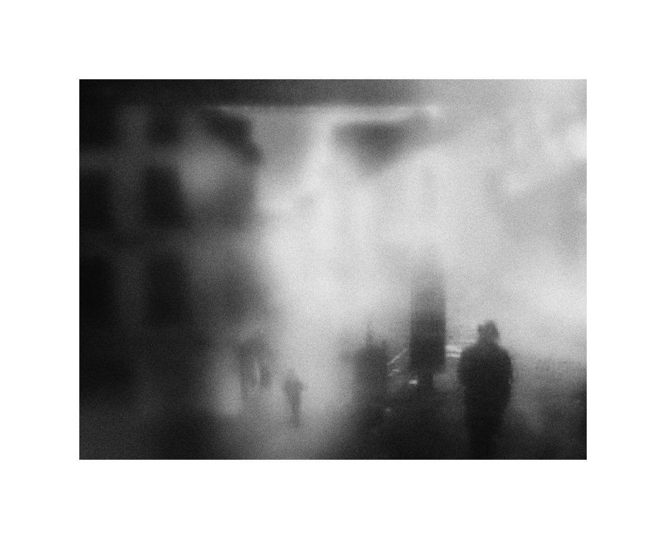 Inspektor Lundgren und der Mann im Nebel