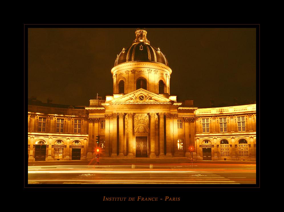 Institut de France (Paris)