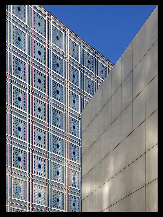 Institut du monde arabe, Paris