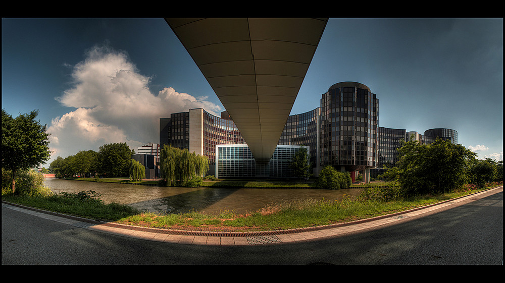 institutions européennes à Strasbourg