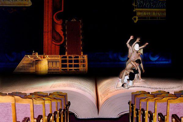 Inszenierung:THEATERbook
