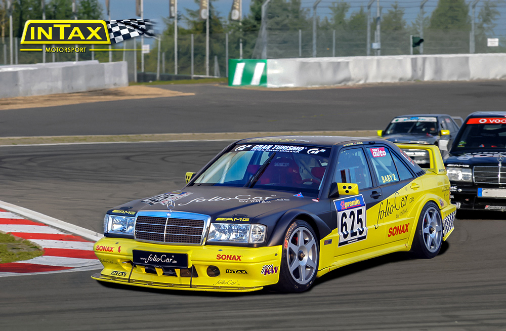 INTAX Motorsport, neu bei der VLN 2013