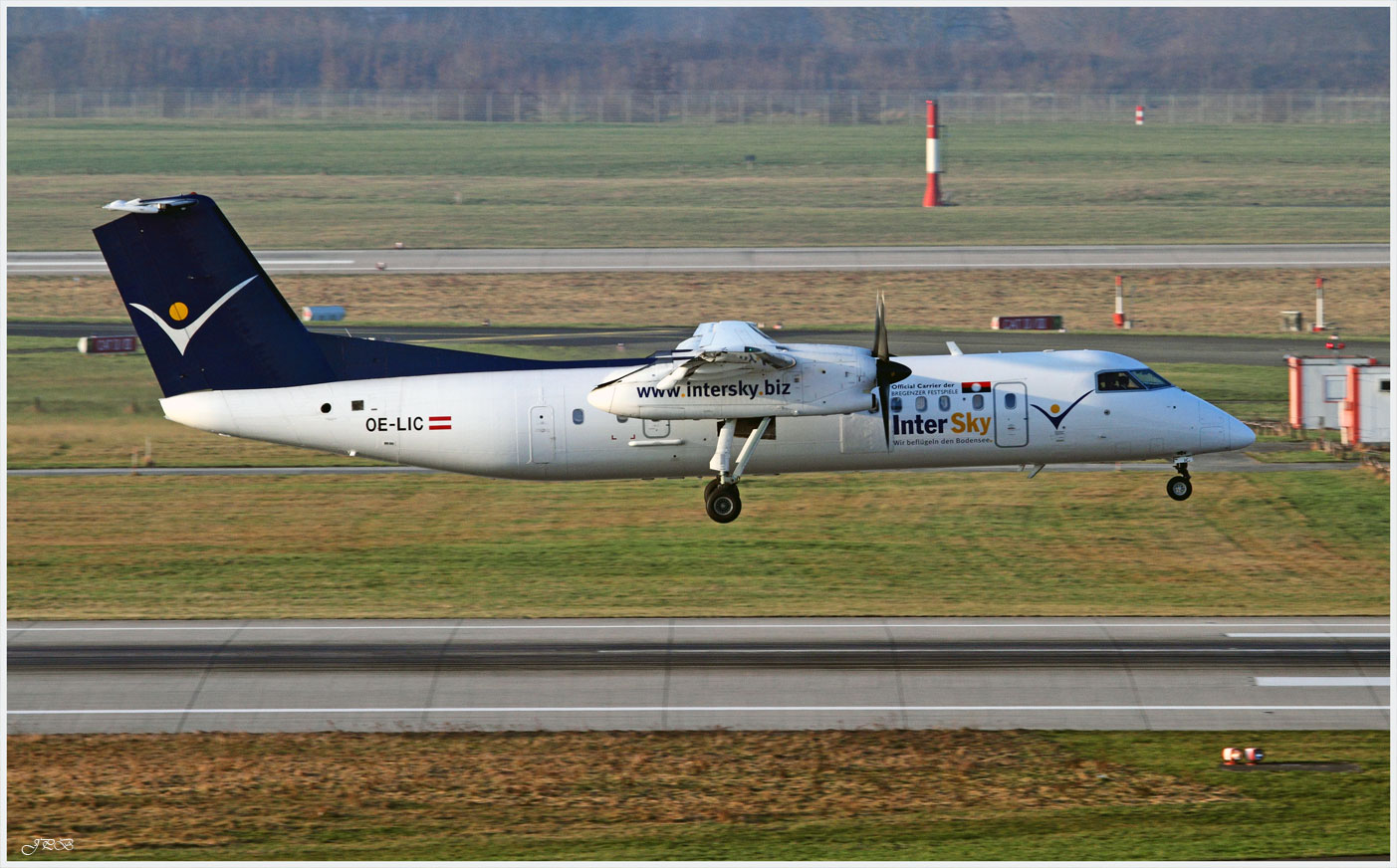 Inter Sky De Havilland Canada DHC-8-300
