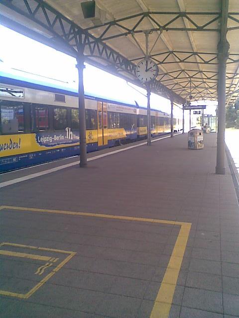 Interconnex in Warnemünde am Start