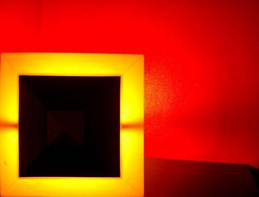 interessantes Licht