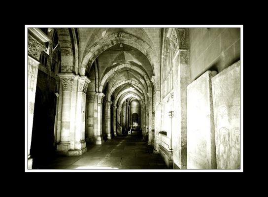 Interieur Cathédrale St Vincent Chalon sur Saône 2