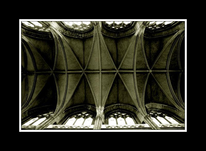 Interieur Cathédrale St Vincent Chalon sur Saône 3