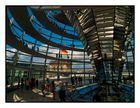 Interior cúpula del Reichstag ( Berlín )