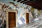 Interior del Monasterio de Samos (3)