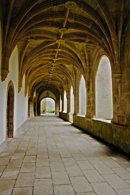 Interior del Monasterio de Samos (4)