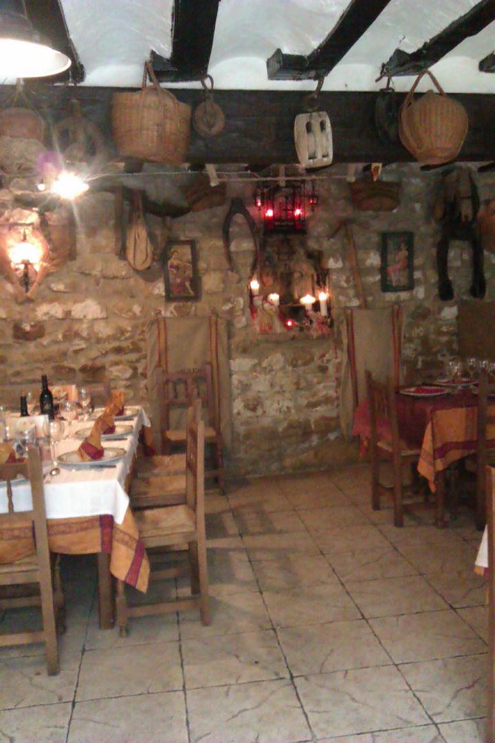 interior museo agricola de ubeda restauarnte hotel museo la posada de ubeda