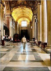 Interiore di Santa Maria Maggiore