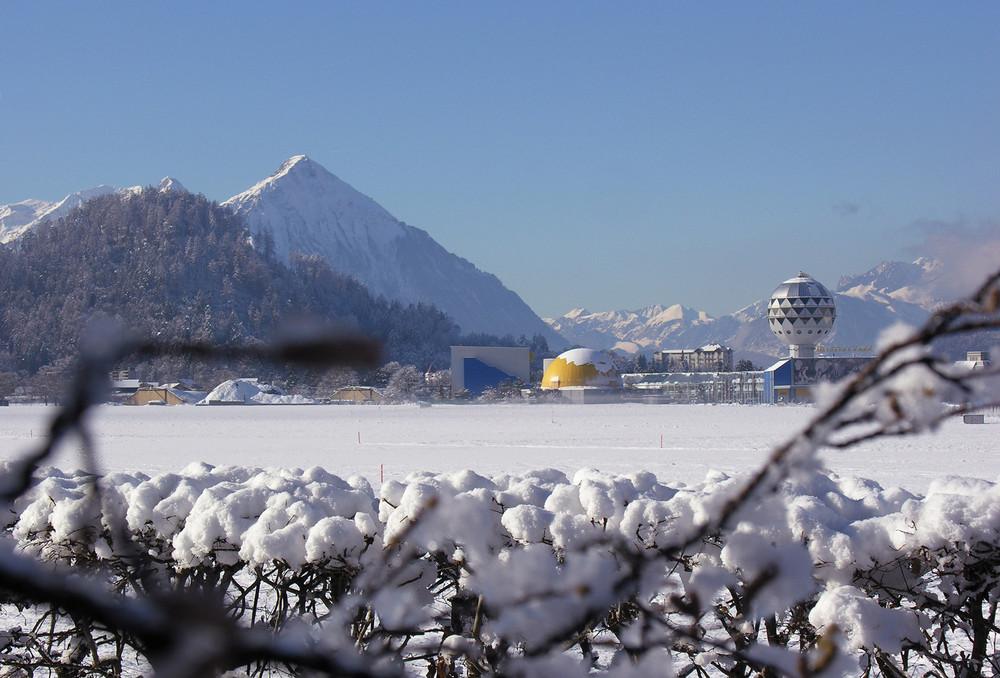 Interlaken - auch im Winter eine Reise wert