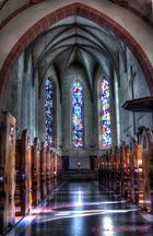 Interlaken - Klosterkirche