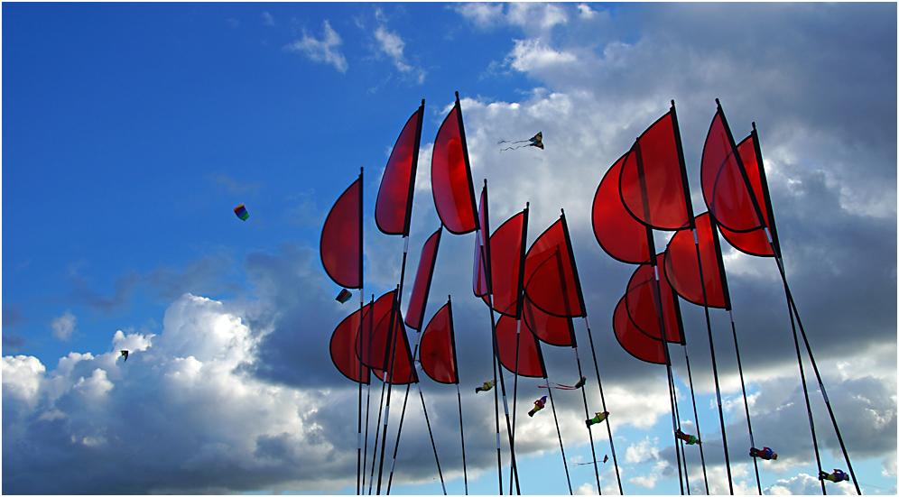 Internat. Drachenfest Potsdam, 22.09.12 – 05
