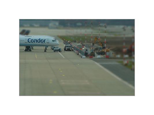 International Airport III