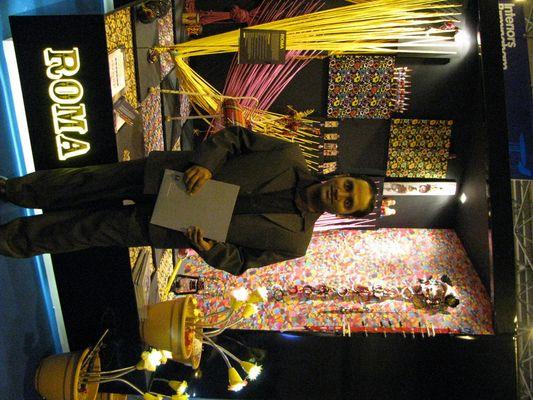 International exhibition in UK,Own Design