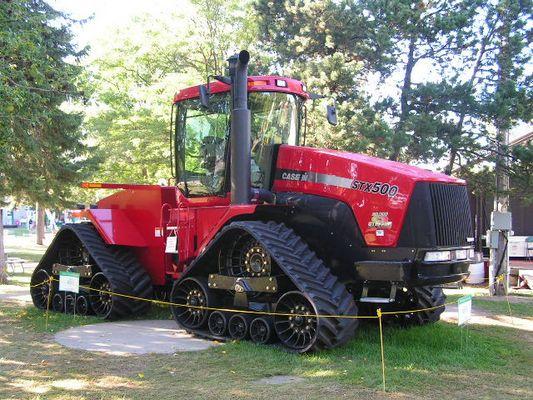 International Harvester Case Traktor