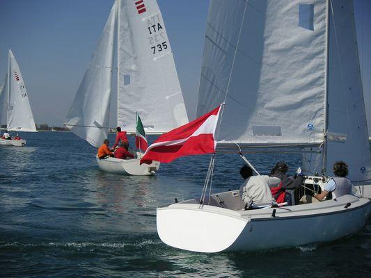 International Sonar Training Camp 2008, Venice