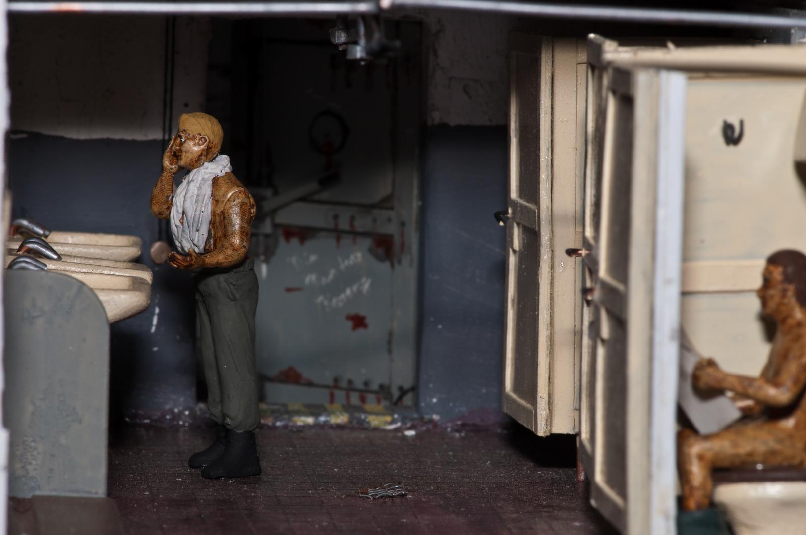 Internationale Modellbauausstellung im Panzermuseum Munster 2011