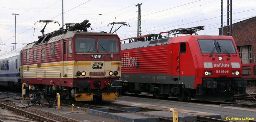 Internationaler Fernverkehr
