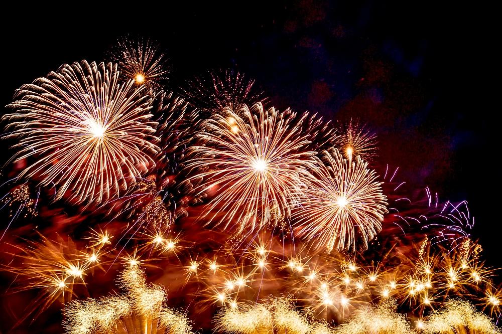 Internationaler Feuerwerkswettbewerb 2014 in Hannover 17.05.2014 - Tschechien - Flash Barrandov