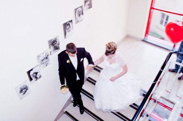 Internationalle Hochzeit