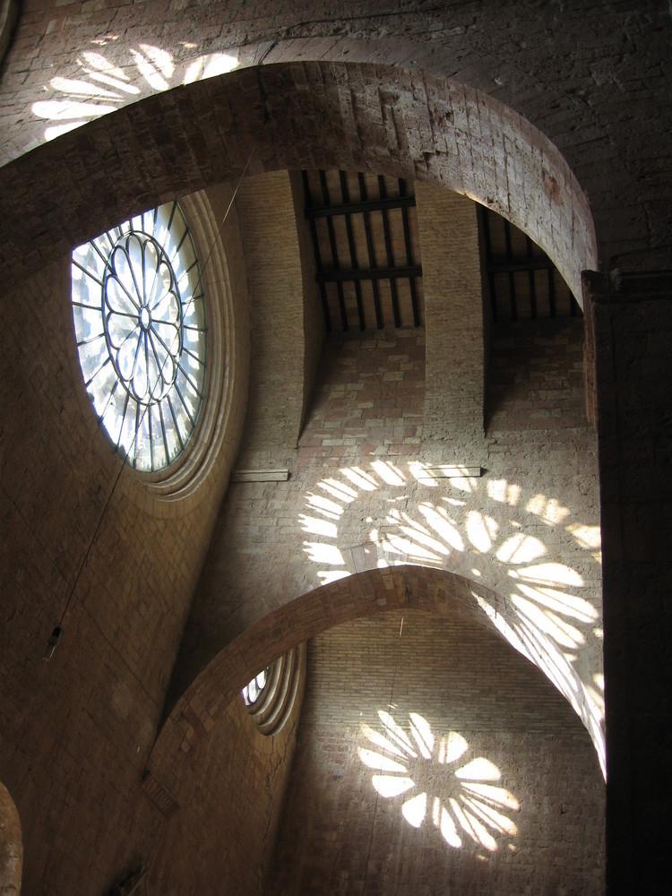 Interno Chiesa San Pietro Assisi