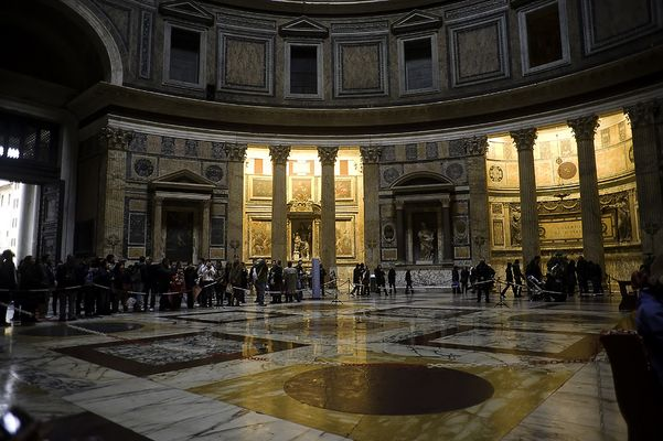 Interno Pantheon #5