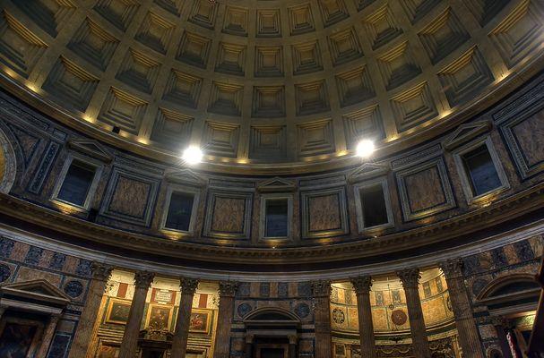 Interno Pantheon