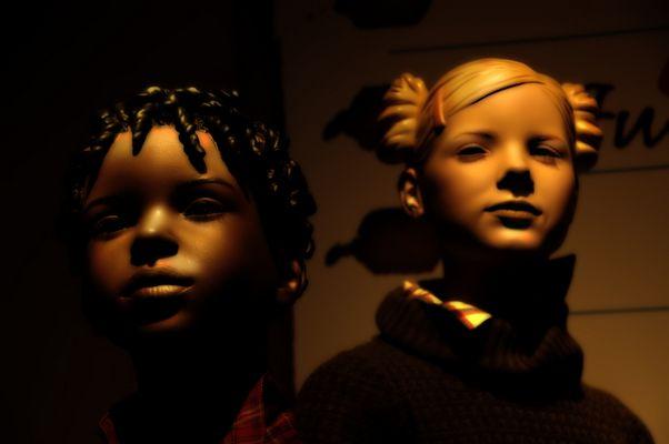 Interracial Dolls ( a Cruz y jose Ignacio)