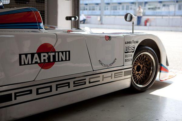 Interserie PORSCHE Turbo 1000 PS ???