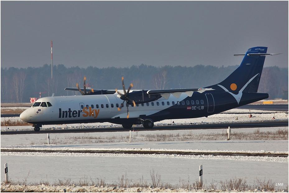 InterSky mit ATR #2