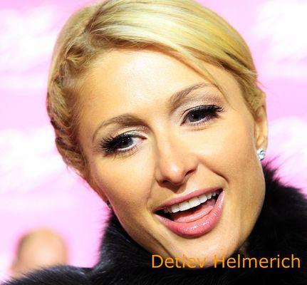 Interview with Paris Hilton
