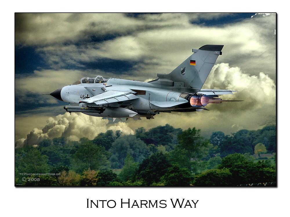 Into HARMs Way