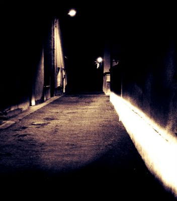 Into the night - The Alley