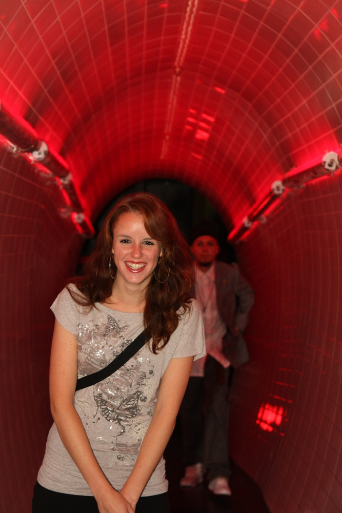 {Into The Red Tube}
