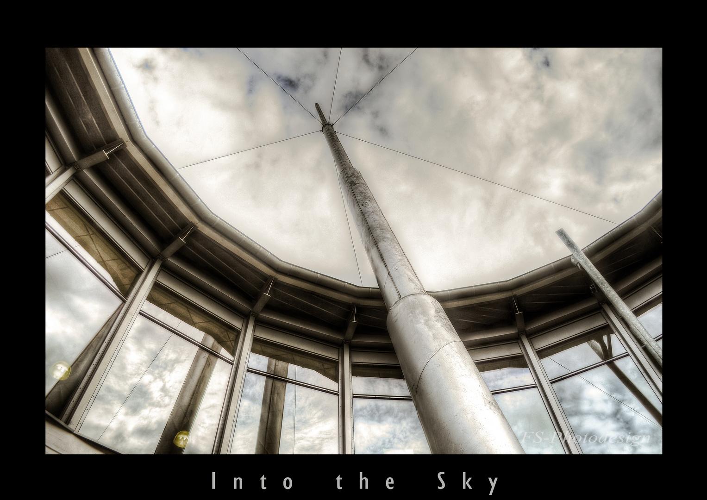"""""""into the Sky"""""""