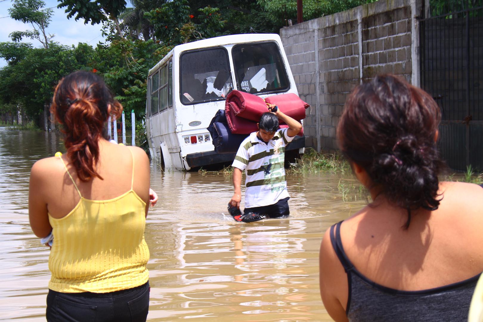 inundaciones 2010
