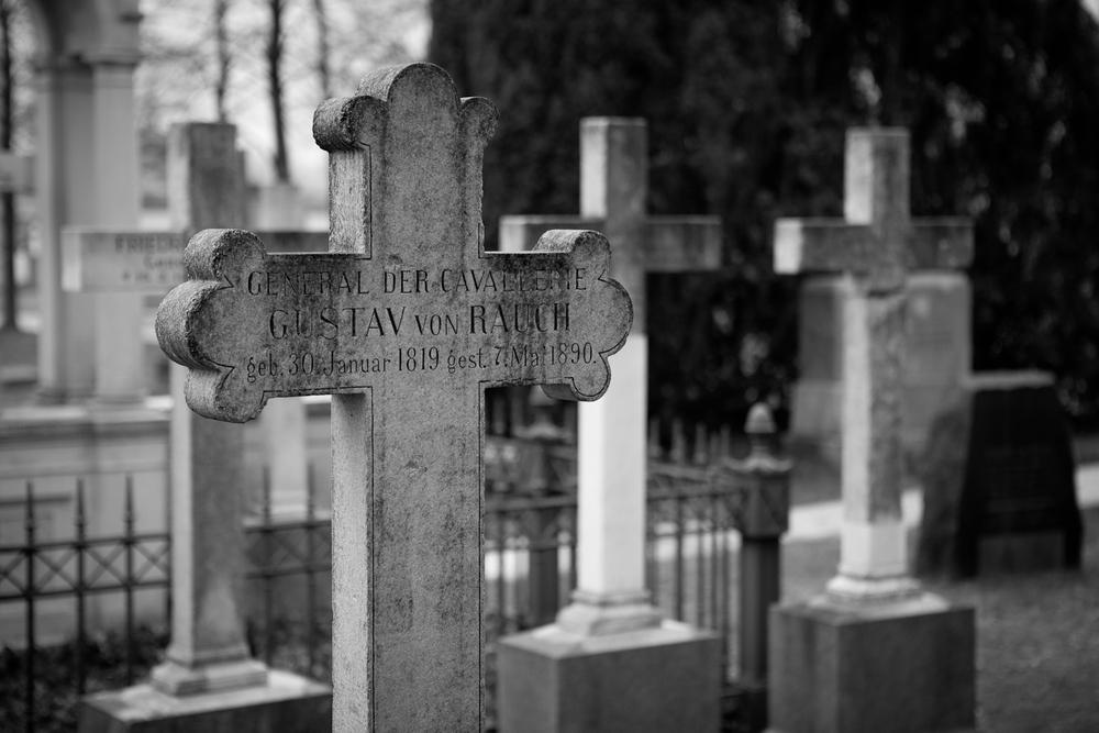 Invalidenfriedhof Berlin Mitte III