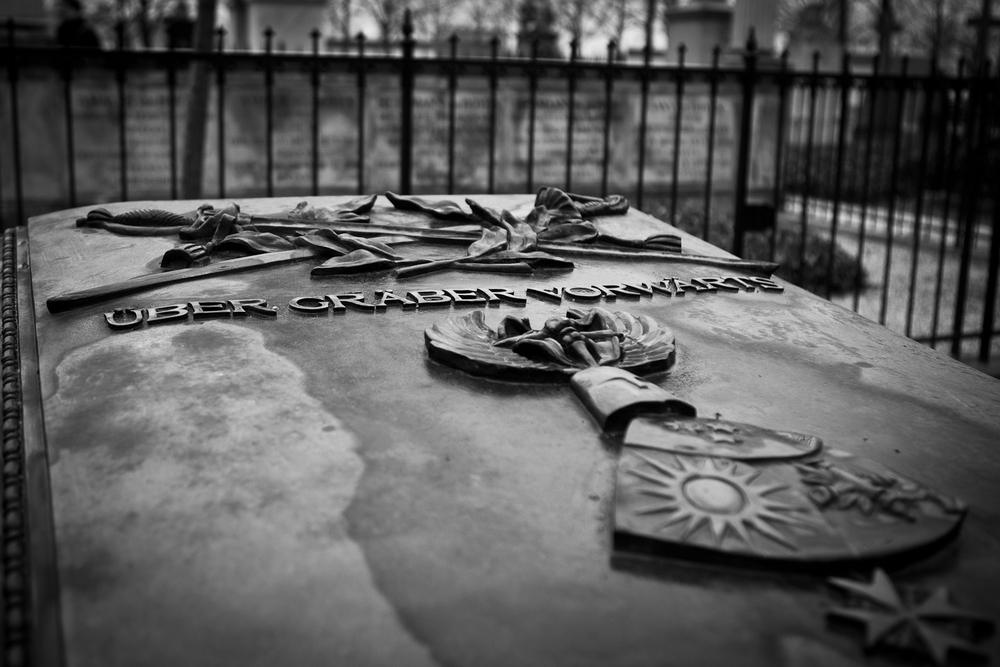 Invalidenfriedhof Berlin Mitte IV