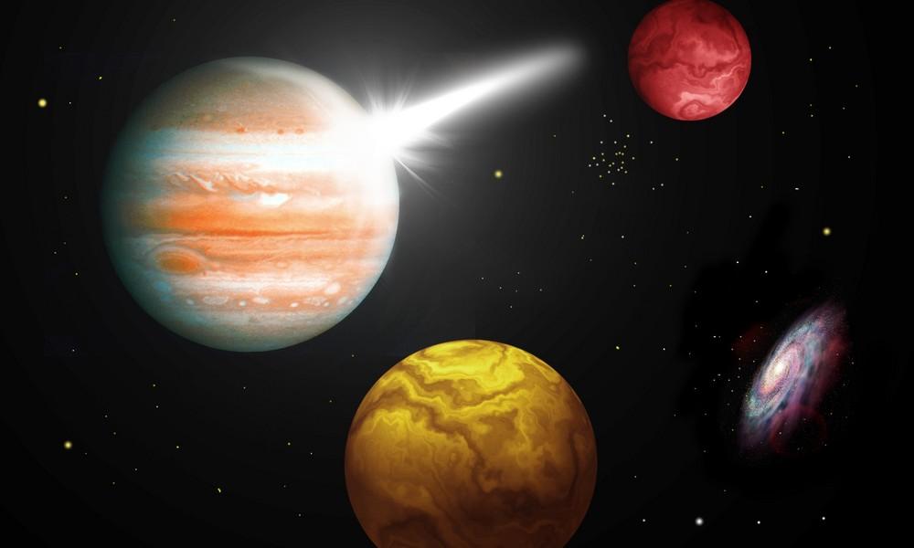 Invasion auf dem Jupiter
